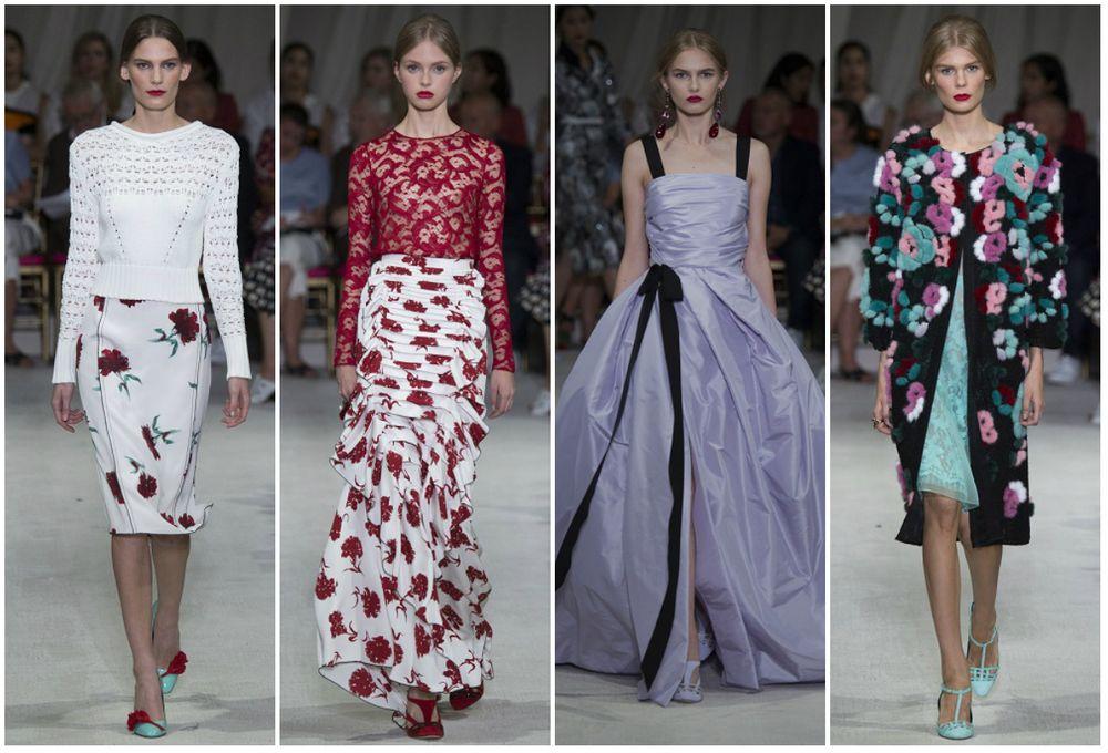 Модные тенденции весна-лето 2017 года  платья - fashion-in-city.ru 6dfc113c3cd