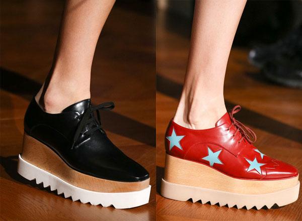 Модные и комфортные туфли на каждый день