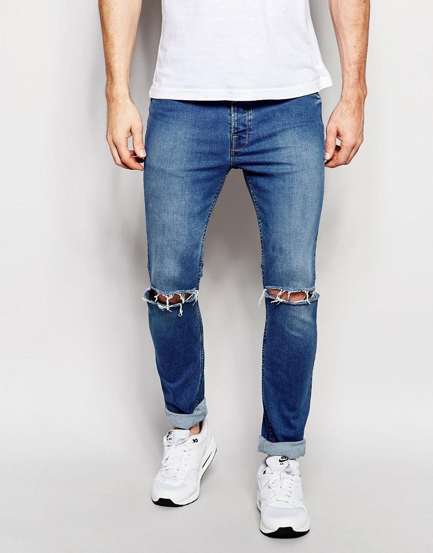 сильно фото рваных джинсов на коленях шинца это