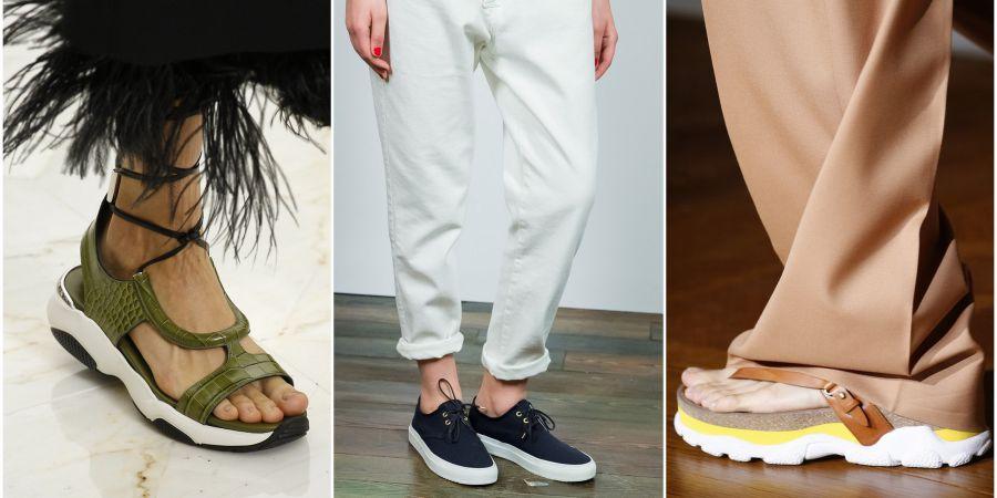 мода обувь